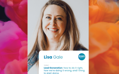 Zero-Budget Lead Generation with Lisa Gale: E1 of Live-ing the Dream