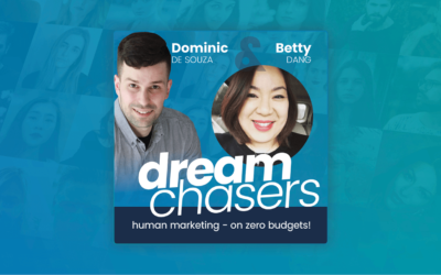 How partnering helps you get out of the grind and find freedom, with Betty Dang