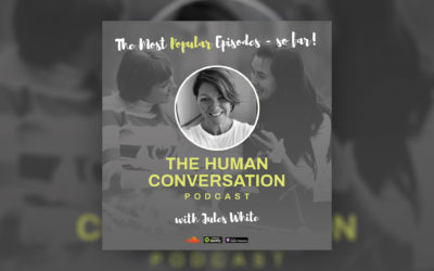 Tribe Storytelling: What's the Story? – Podcast Interview with Jules White, the Human Conversation