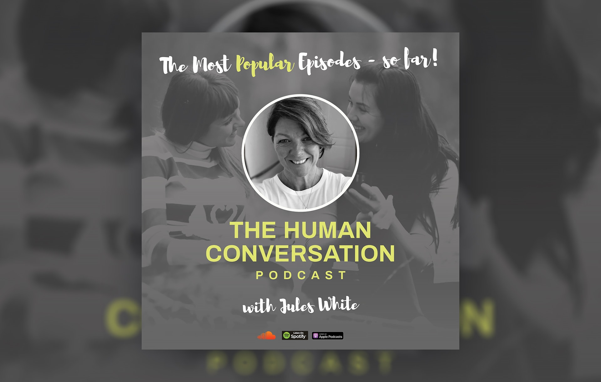 Tribe Storytelling: What's the Story? - Podcast Interview with Jules White, the Human Conversation