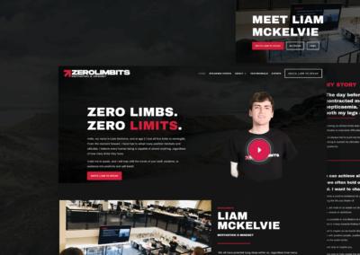 Liam McKelvie – ZeroLimbits