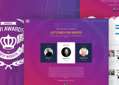 The Divi Awards