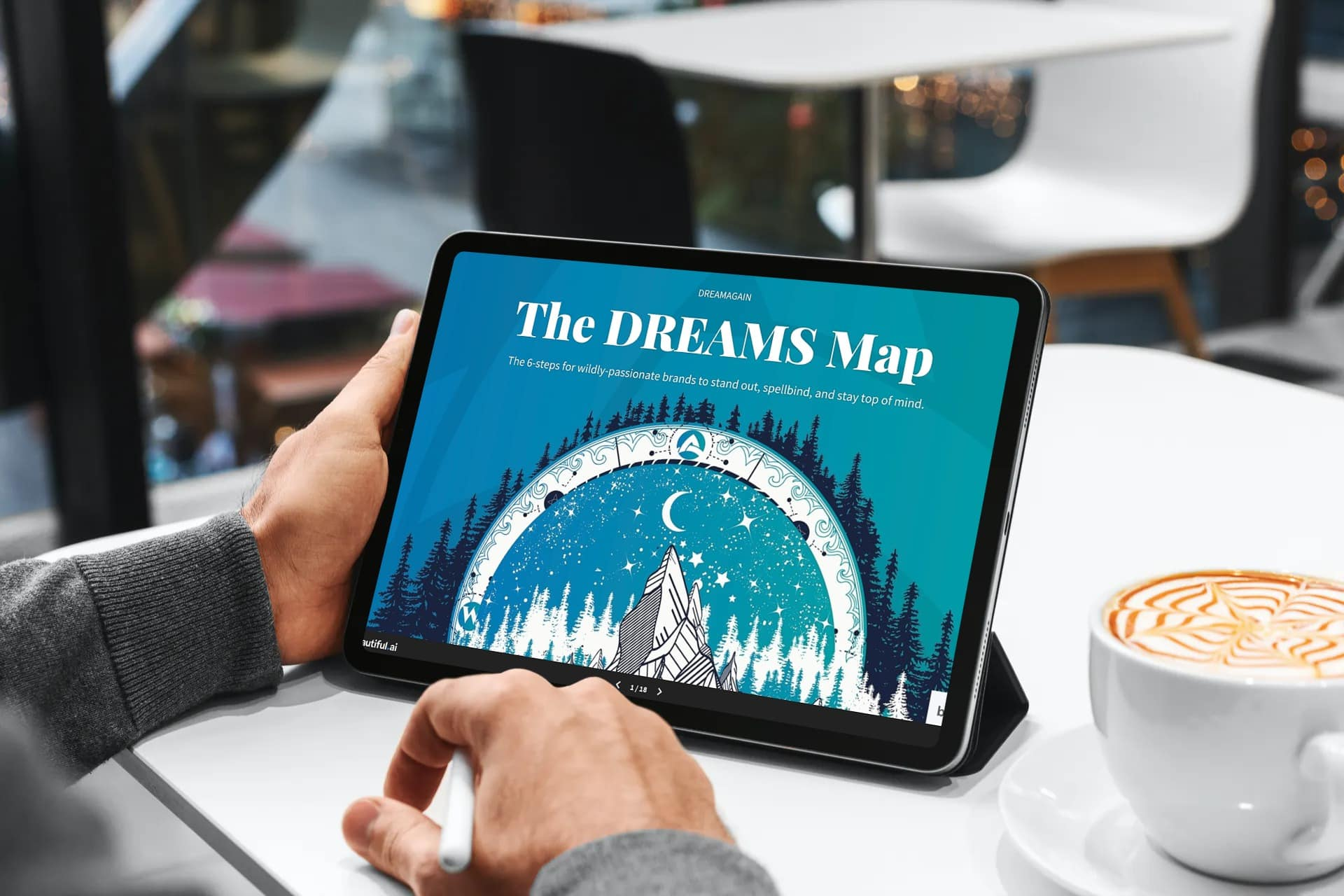 The DREAMS Map: My 6-Step Roadmap to Building a Human Brand