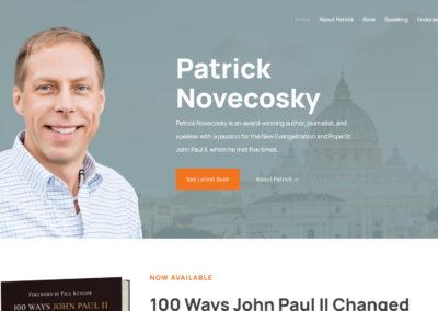 Patrick Novecosky